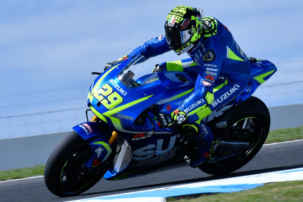 "Iannone: ""We are on a good path"" 