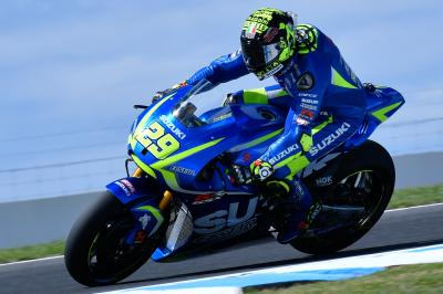 "Iannone: ""We are on a good path"""