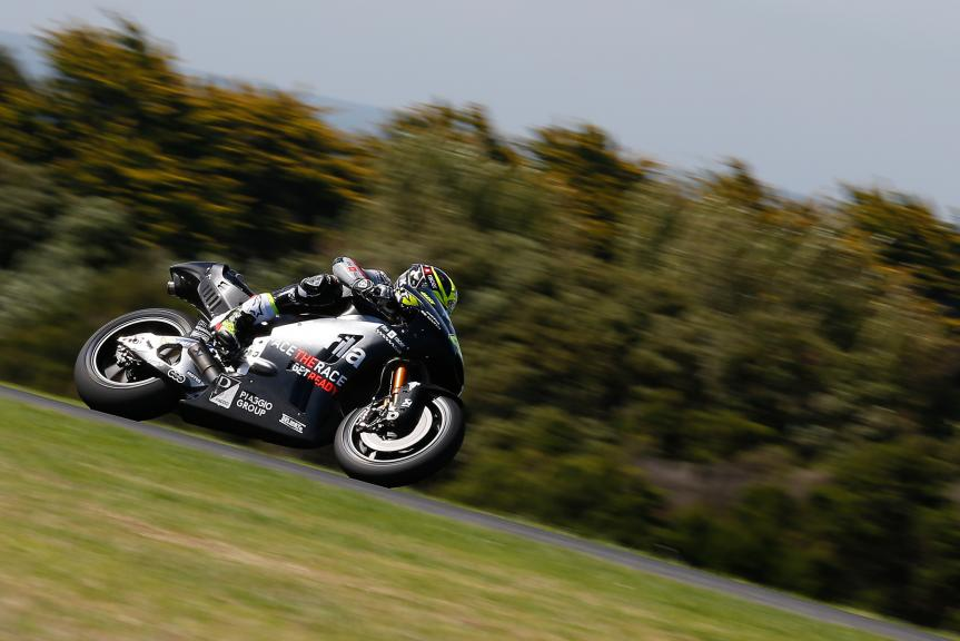 Aleix Espargaro, Aprilia Racing Team Gresini, Phillip Island MotoGP™ Official Test
