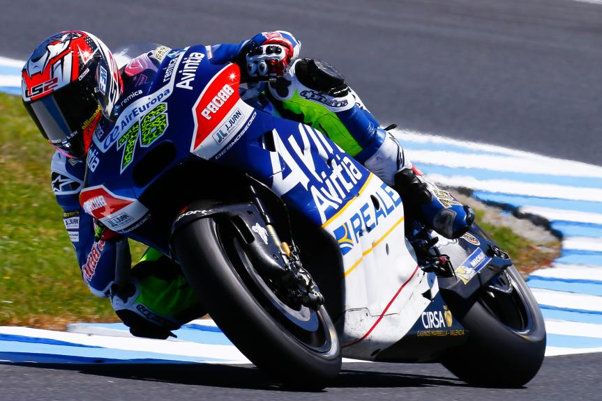Loris Baz	, Reale Esponsorama Racing, Phillip Island MotoGP™ Official Test