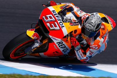 "Marquez: ""I'm fast, but…"""