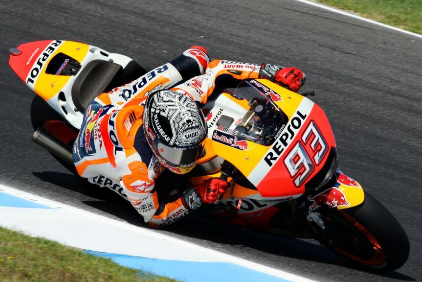 Marc Marquez, Repsol Honda Team, Phillip Island MotoGP™ Official Test