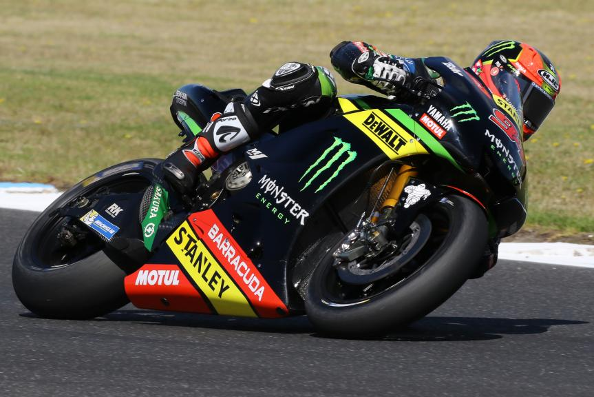 Jonas Folger, Monster Yamaha Tech 3, Phillip Island MotoGP™ Official Test