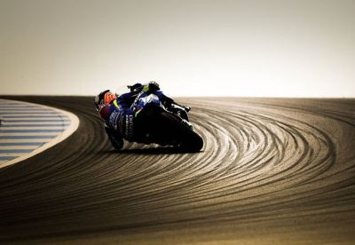 Energy and happines, sliding in Phillip Island!