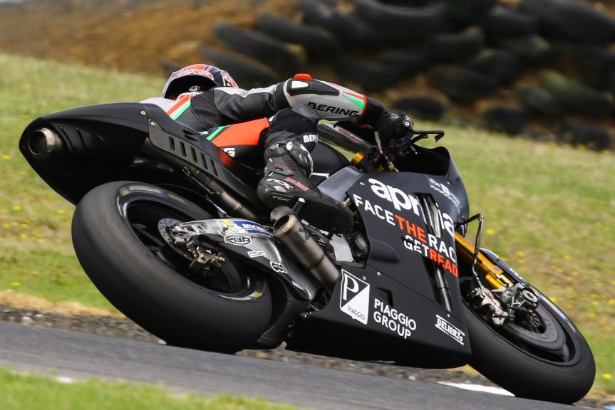 Sam Lowes, Aprilia Racing Team Gresini, Phillip Island MotoGP™ Official Test