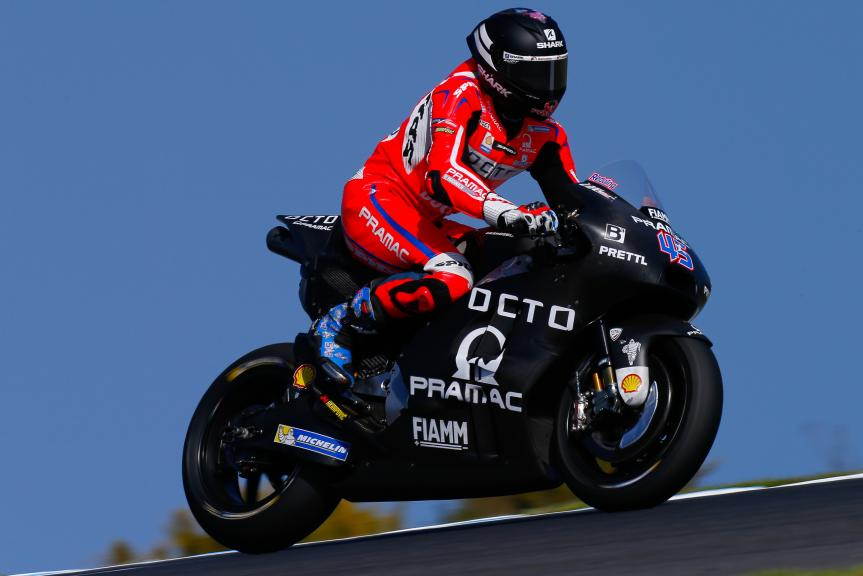 Scott Redding, Octo Pramac Yakhnich, Phillip Island MotoGP™ Official Test