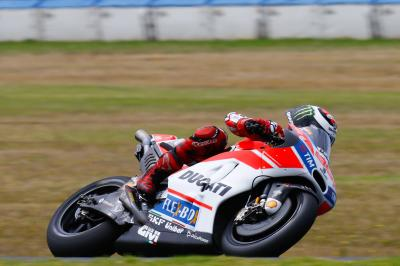 Lorenzo looking for more consistency