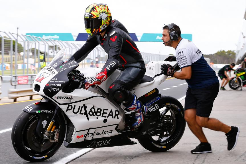 Karel Abraham, Pull&Bear Aspar Team, Phillip Island MotoGP™ Official Test