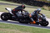 Pol Espargaro, Red Bull Ktm Factory Racing, Karel Abraham, Pull&Bear Aspar Team, Phillip Island MotoGP™ Official Test