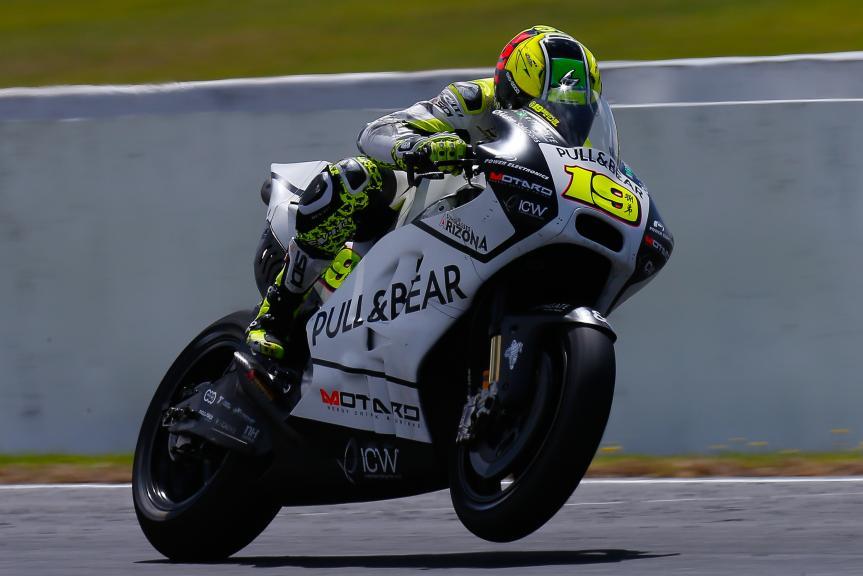 Alvaro Bautista, Pull&Bear Aspar Team, Phillip Island MotoGP™ Official Test