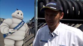 The inside line from Michelin's development and progress in Australia