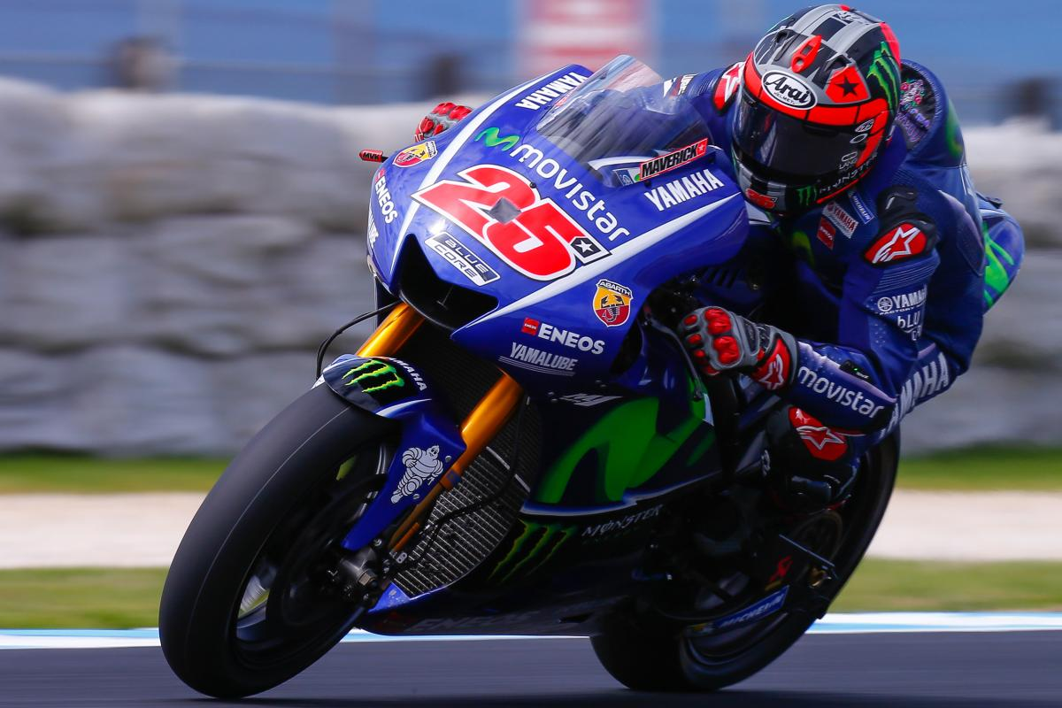 Moto Gp Phillip Island Test