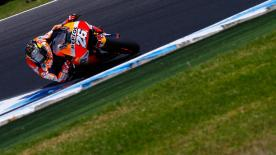Enjoy some early footage from the Phillip Island Official Test