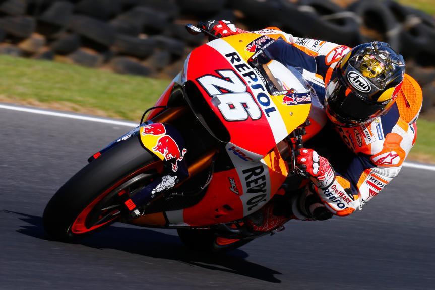Dani Pedrosa, Repsol Honda Team, Phillip Island MotoGP™ Official Test
