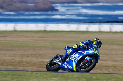 "Iannone hails ""very constructive"" #AusTest long run"