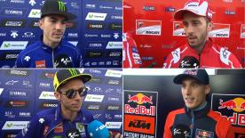 The MotoGP™ grid give us the lowdown from Down Under as testing concludes at Phillip Island