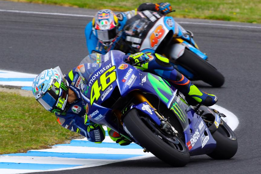 Valentino Rossi, Movistar Yamaha Motogp, Jack Miller, Eg 0,0 Marc Vds, Phillip Island MotoGP™ Official Test
