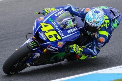"Rossi: ""I'm not very happy"""
