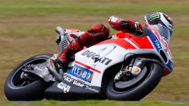 Enjoy some footage from the second day of testing at Phillip Island