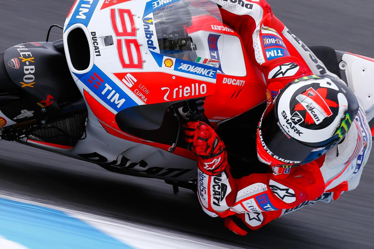 Lorenzo gets the hammer down on Day 3 | MotoGP™