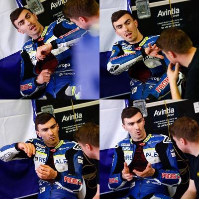 Gestured by @lorisbaz: The #CoffeeMaking etiquette... or something #AusTest