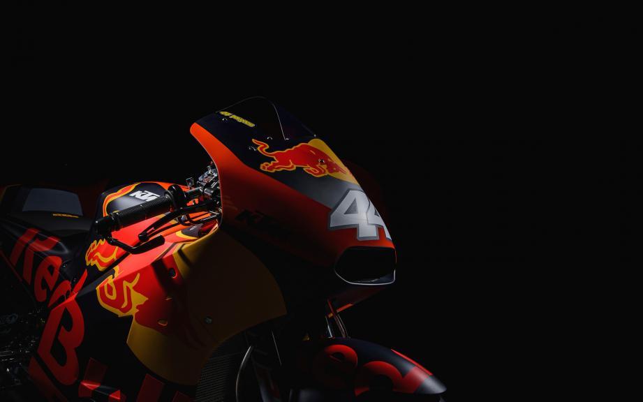 KTM 2017 launch, Pol Espargaro