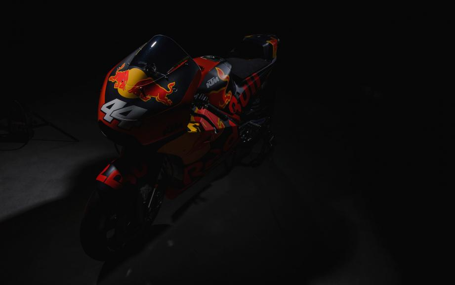 KTM 2017 launch, Pol Espargaro