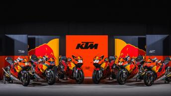 Red Bull KTM MotoGP Team Presentation 2017