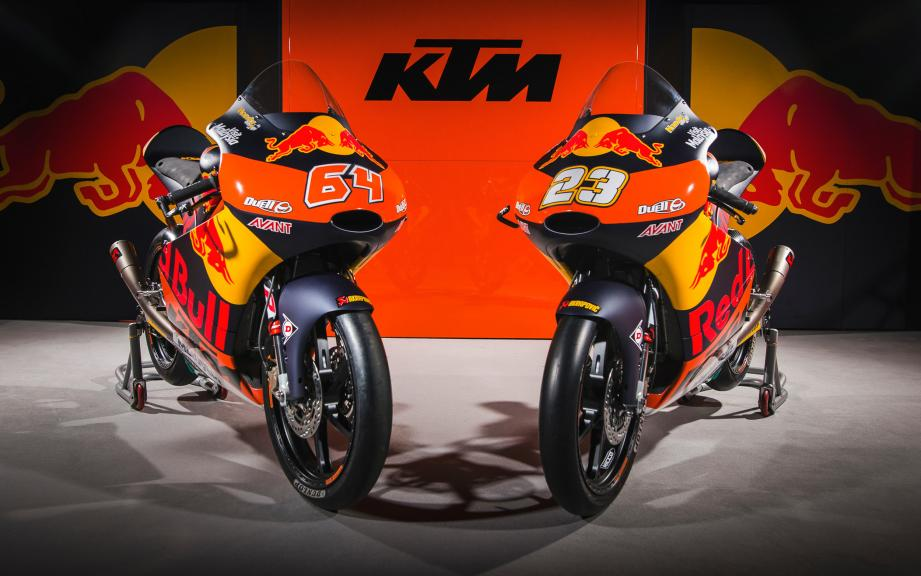 KTM 2017 launch, KTM RC250 GP 2017