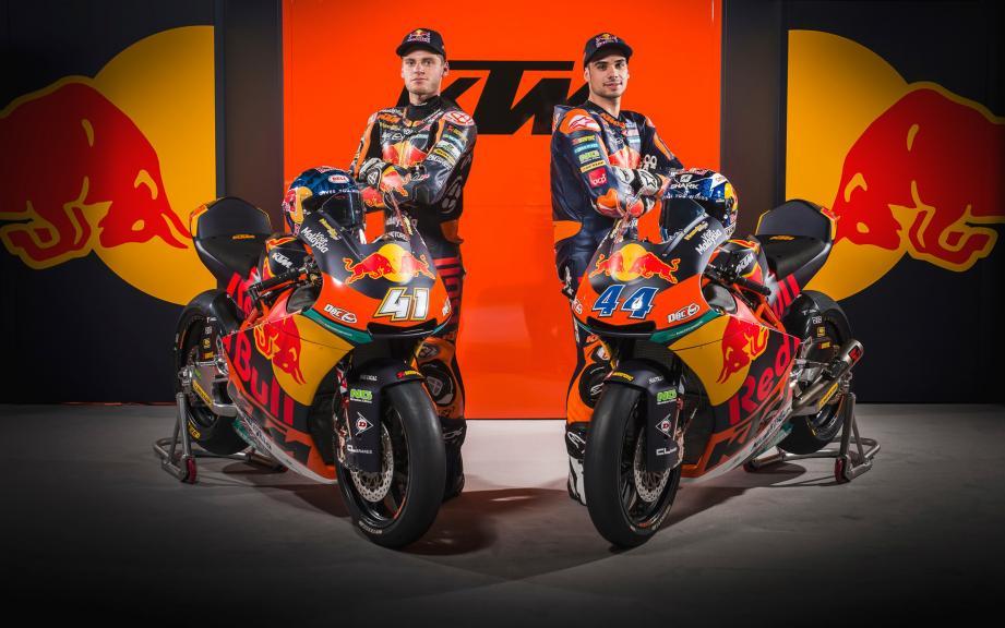 KTM 2017 launch, KTM Moto2 2017