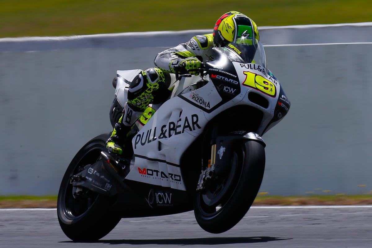 Bautista finds last-minute setting improvements | MotoGP™