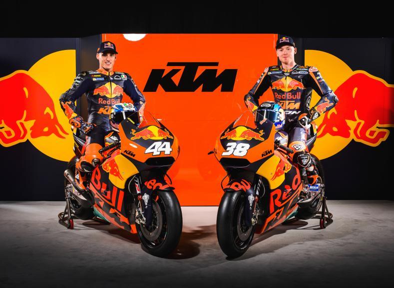 KTM 2017 launch, Pol Espargaro, Bradley Smith