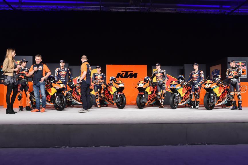 KTM 2017 launch