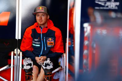 Smith poursuit sa découverte de la KTM à Phillip Island
