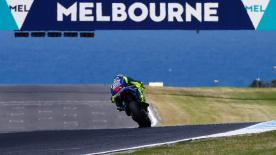 The best on-circuit videos from Day 3 at the Australian MotoGP™ test