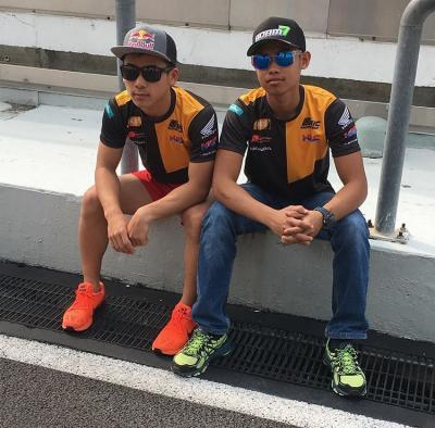 SIC Racing Team enjoy positive Sepang test