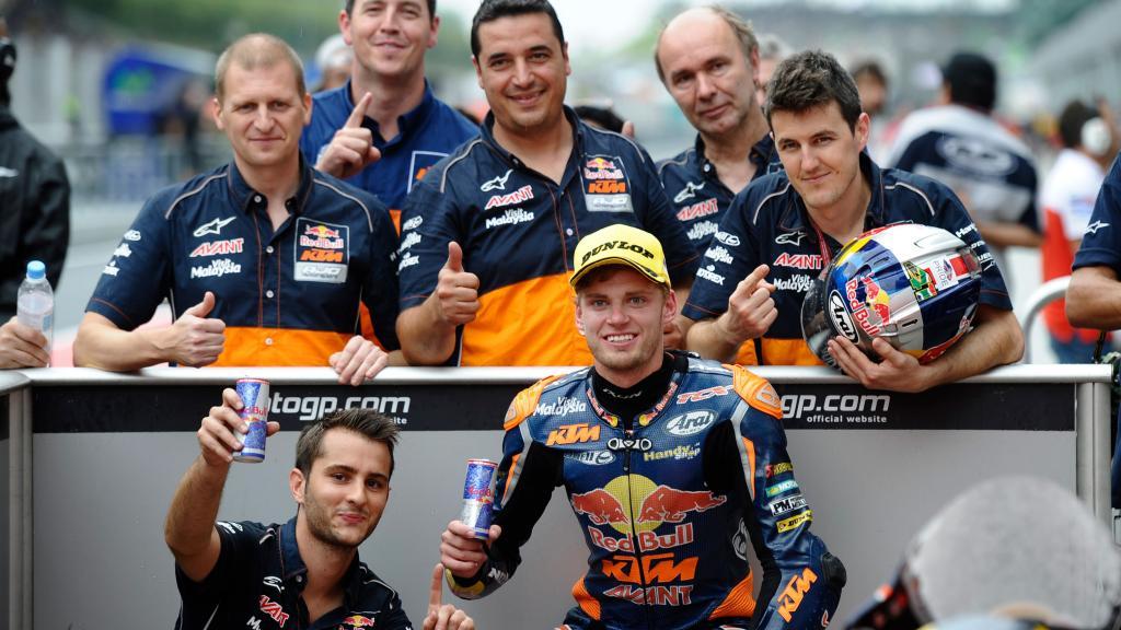 Red Bull KTM Ajo 2016 Sepang
