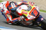 Jorge Navarro, Federal Oil Gresini Moto2, Moto2 & Moto3 Jerez Private Test
