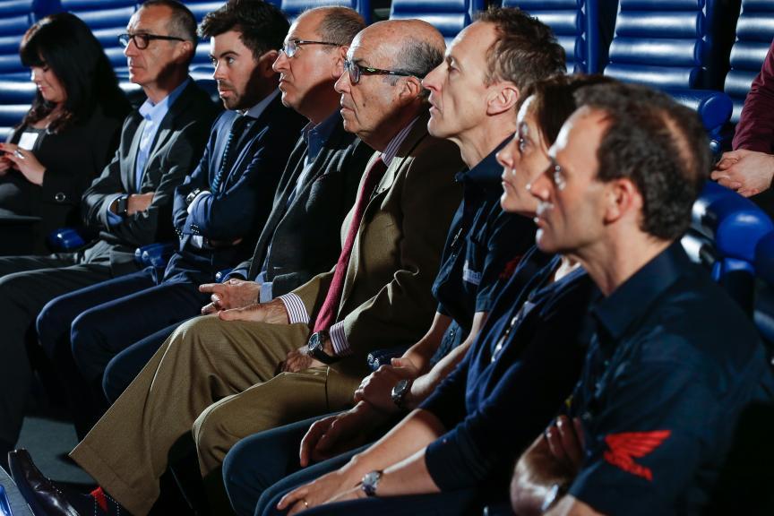 British Talent Team 2017 Launch