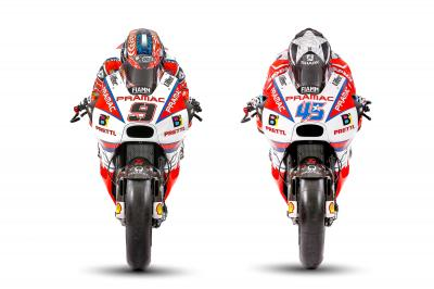 Pramac Racing 2017, in crescita per far bene