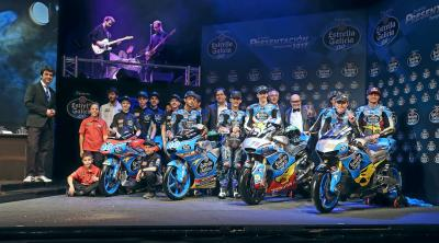 EG0,0 Marc VDS: Madrid stages 2017 launch