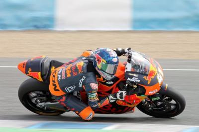 Binder joins Oliveira back on track