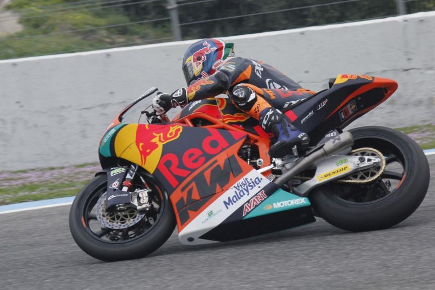 Brad Binder, Red Bull Ktm Ajo, Jerez Circuit