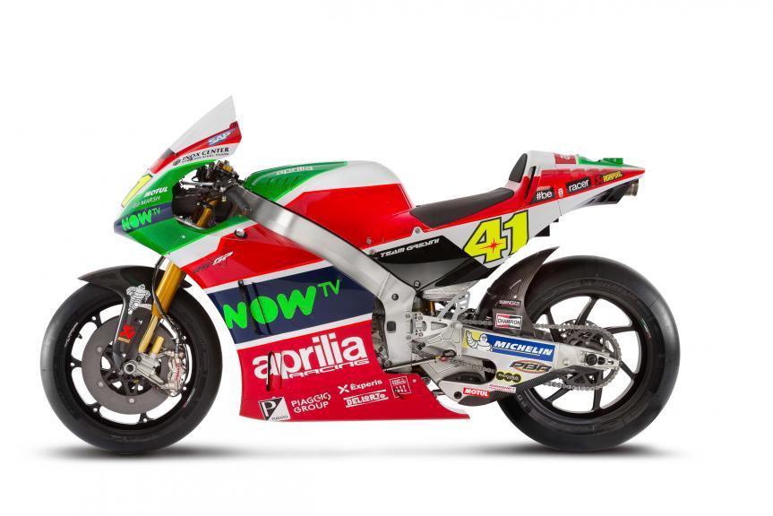 Aprilia RS-GP 2017
