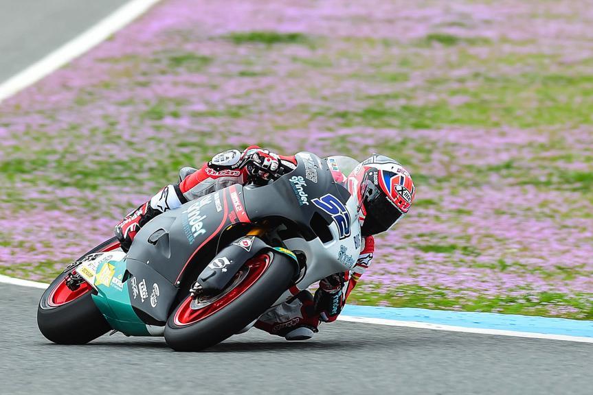 Oficial Test Jerez, Moto2