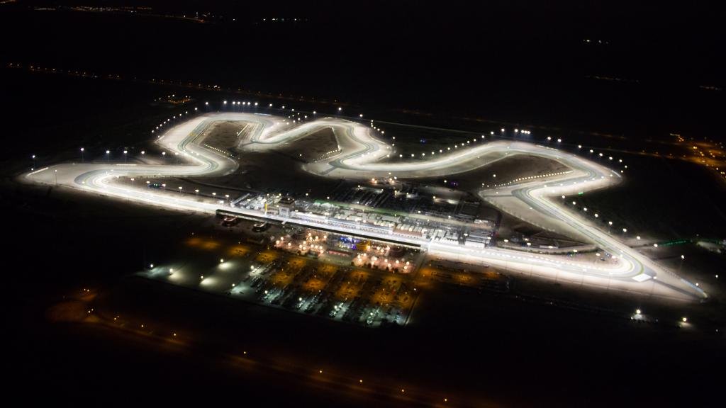 Qatar MotoGP oficial test