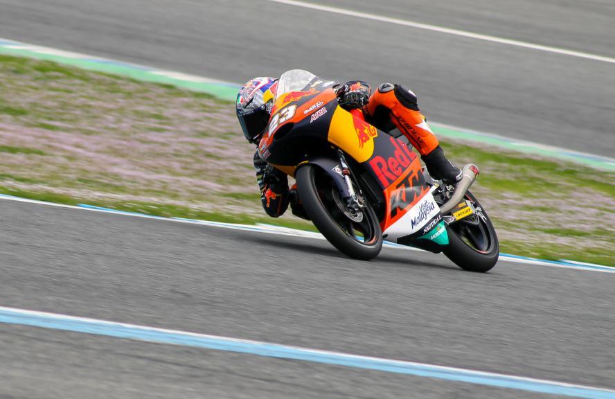 Oficial Test Jerez, Moto3