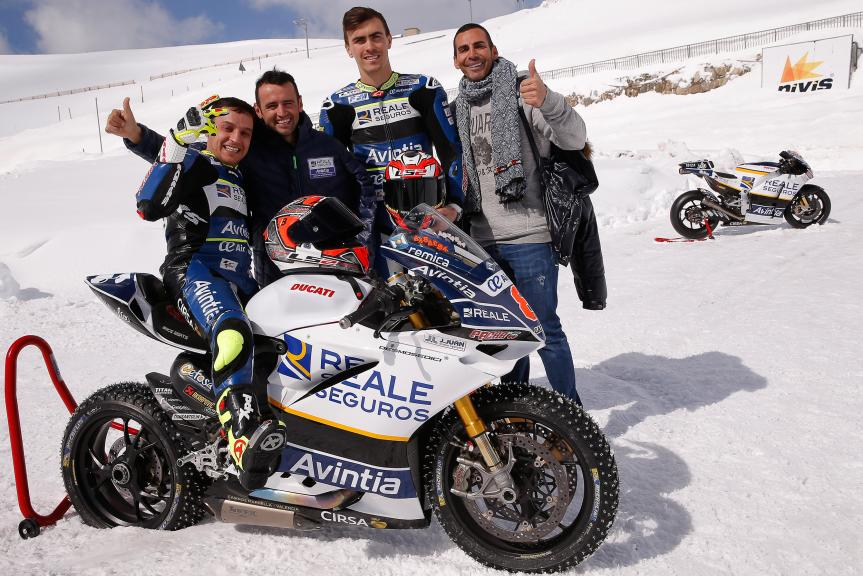 Reale Avintia Racing 2017 Launch
