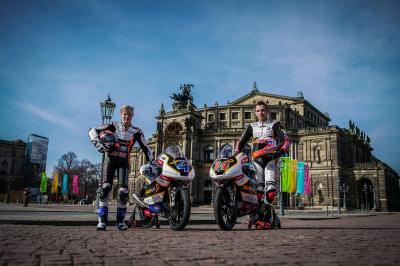 Kornfeil and Pulkkinen present Peugeot MC Saxoprint 2017