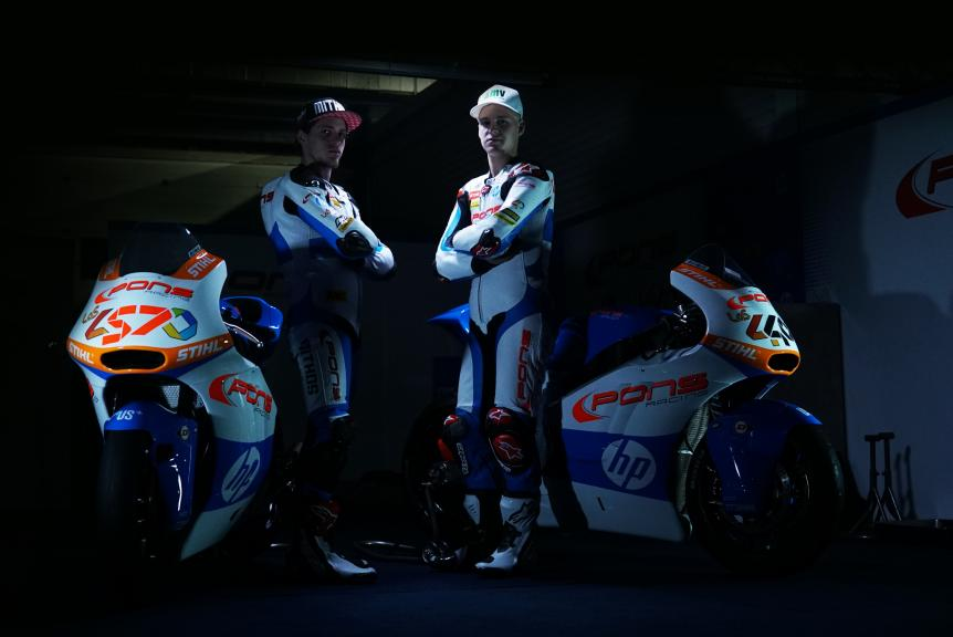 Pons HP 40 2017 Launch